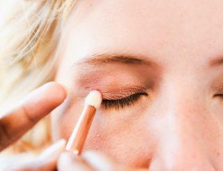 Makeup proefsessie